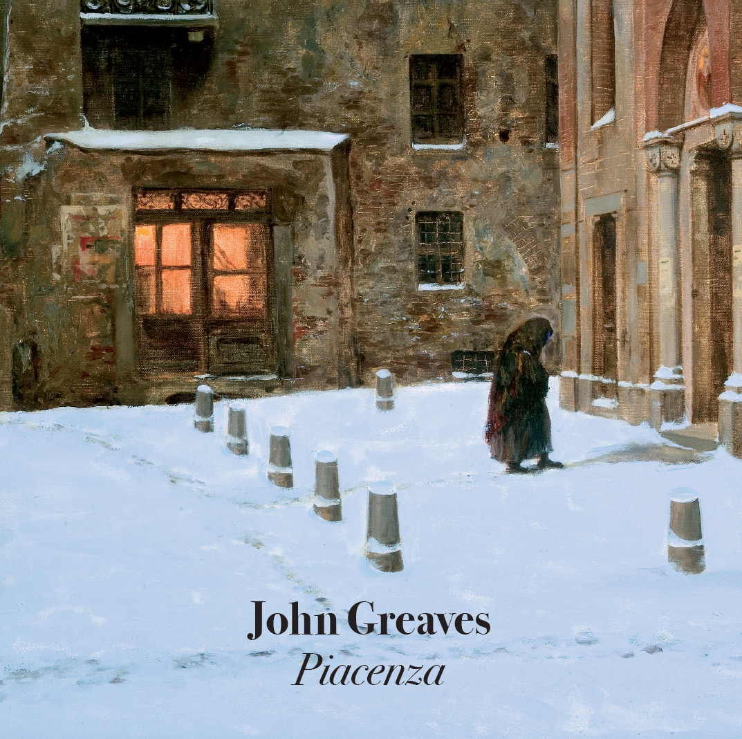 John Greaves - Piacenza CD Papersleeve